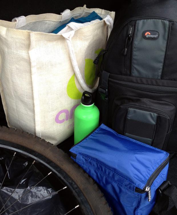 Road Trip to Norfolk - Luggage