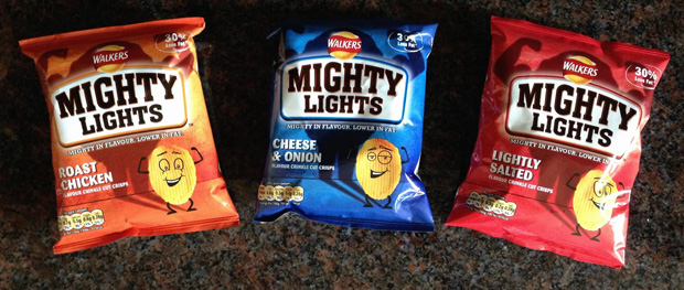 Walkers Mighty Lights