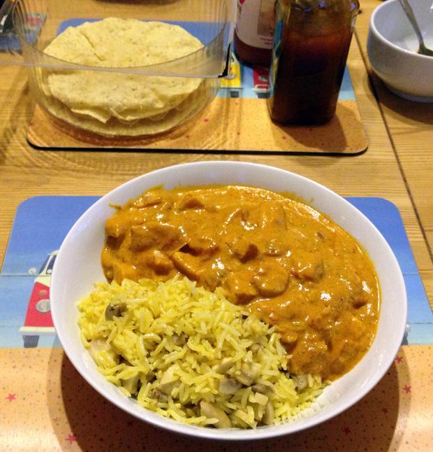 Quark Curry Recipe