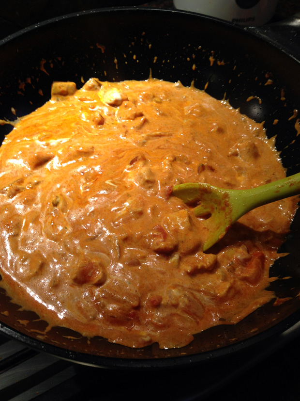 Quark Curry Recipe