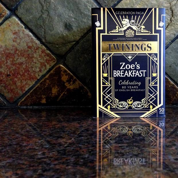 Personalised Celebration Tea from Twinings