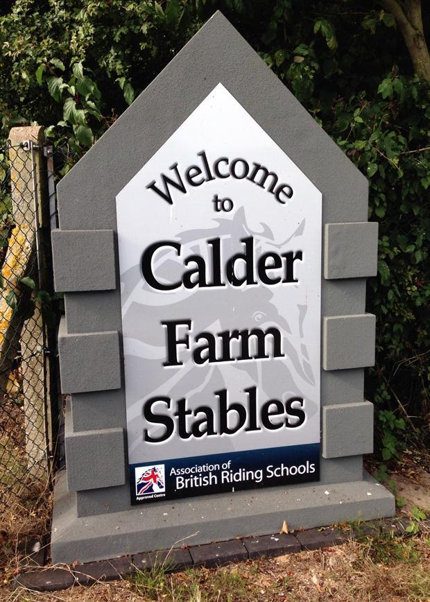 Calder Farm Stables