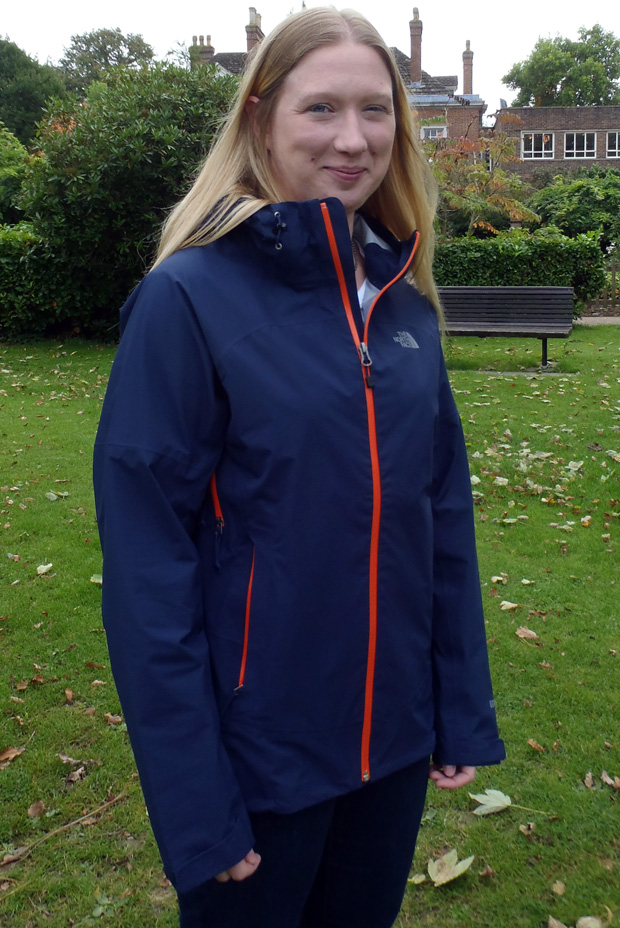 The North Face Vanadium Jacket modelled by Splodz