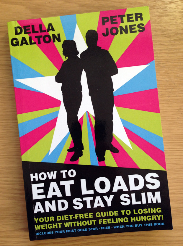 How to Eat Loads and Stay Slim Book Cover