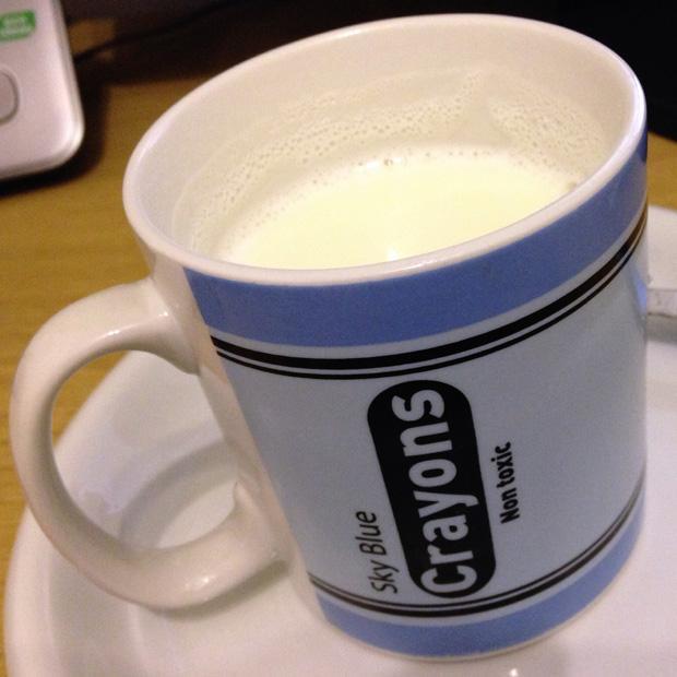 Whittards White Lemon Meringue Hot Chocolate