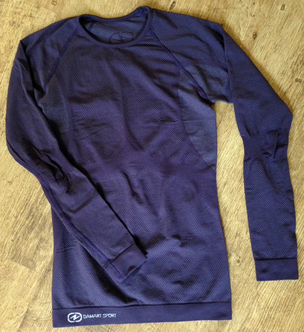 Damart Sport Thermal Top