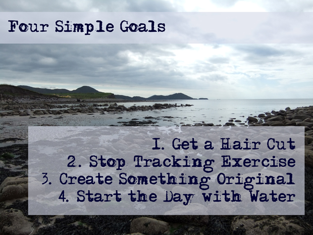 Four Simple Goals - Waterville, Ireland