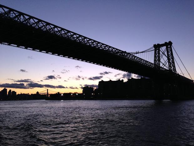 Williamsburg Bridge New York