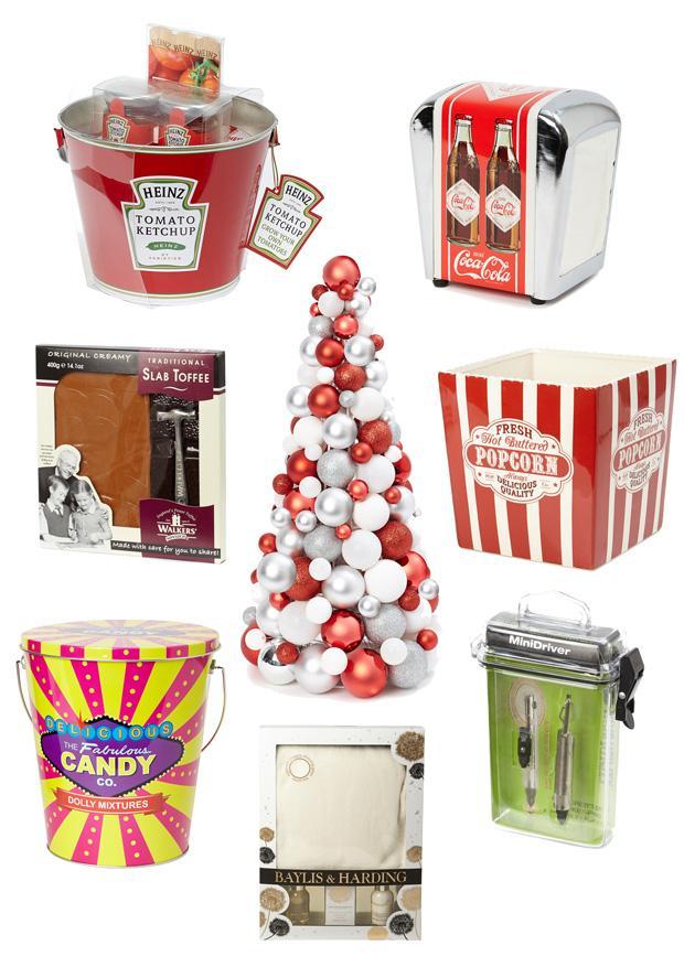 BHS Christmas Shop Gift Ideas