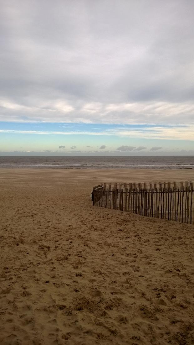 Mablethorpe Beach taken on the Nokia Lumia 925