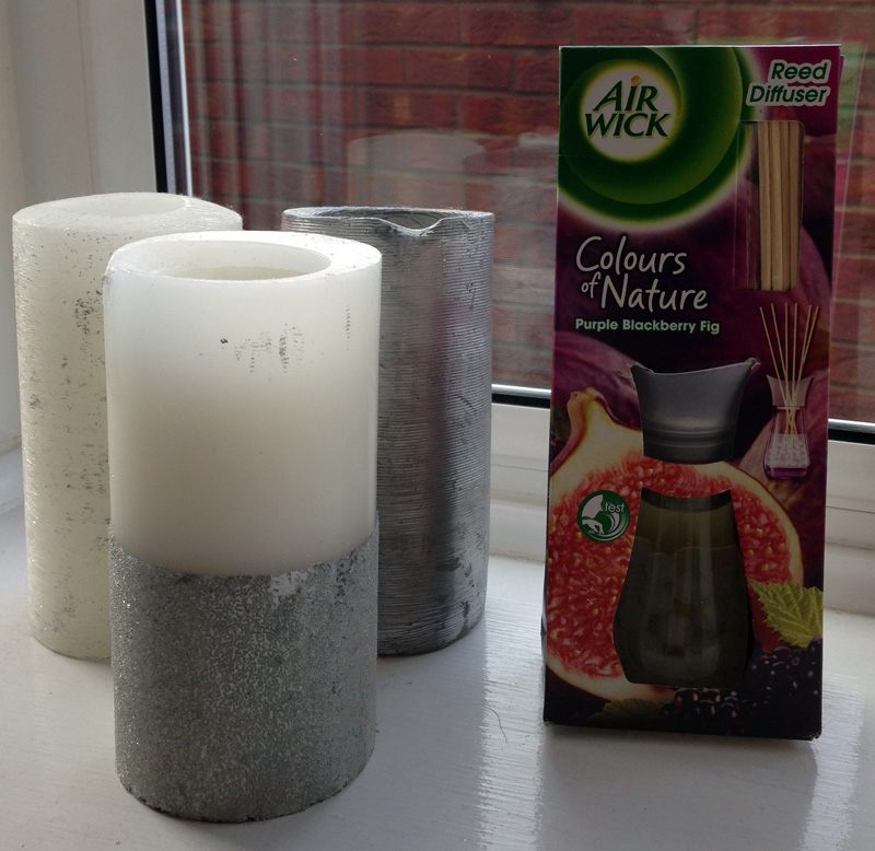 Airwick Reed Diffuser - Colours of Nature