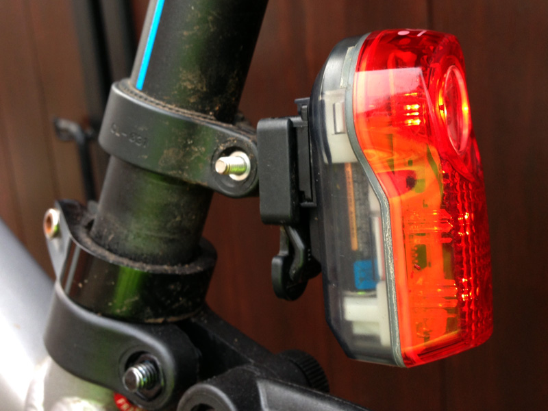 13 March - Bicycle Light