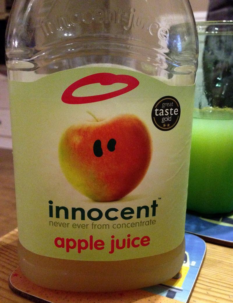 Innocent Apple Juice