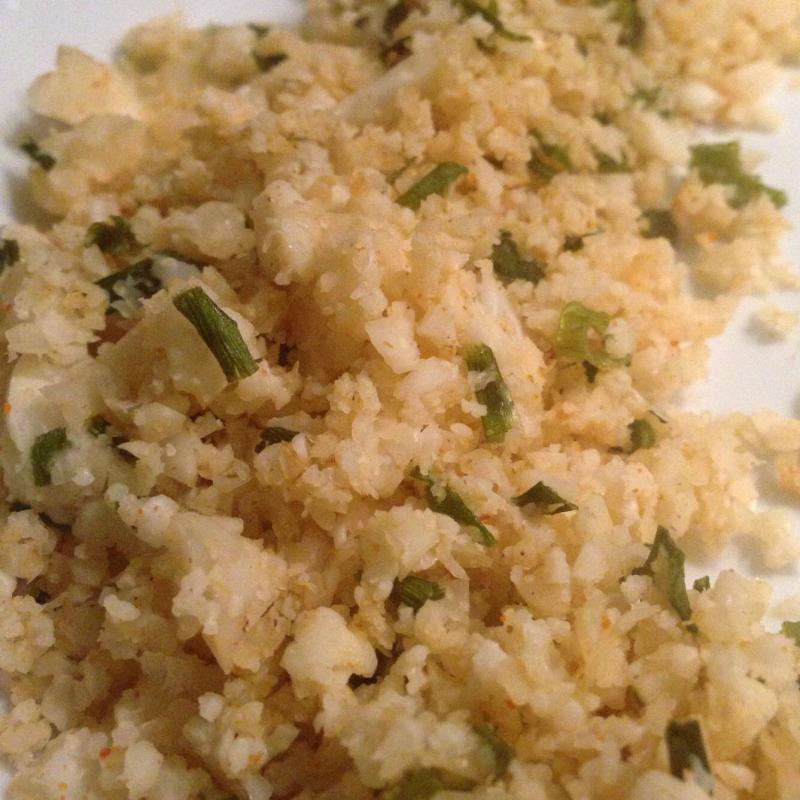 Cauliflower Rice - Caulirice
