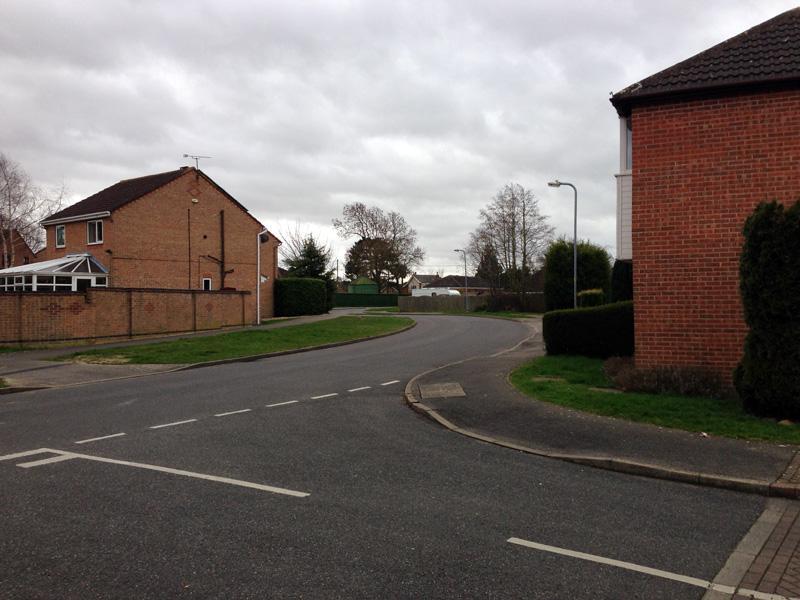 Road View using original iPhone 5 Camera Lens