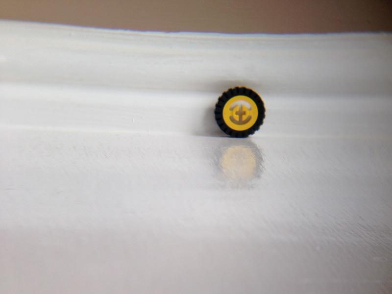 Wheel using Telescope Camera Lens
