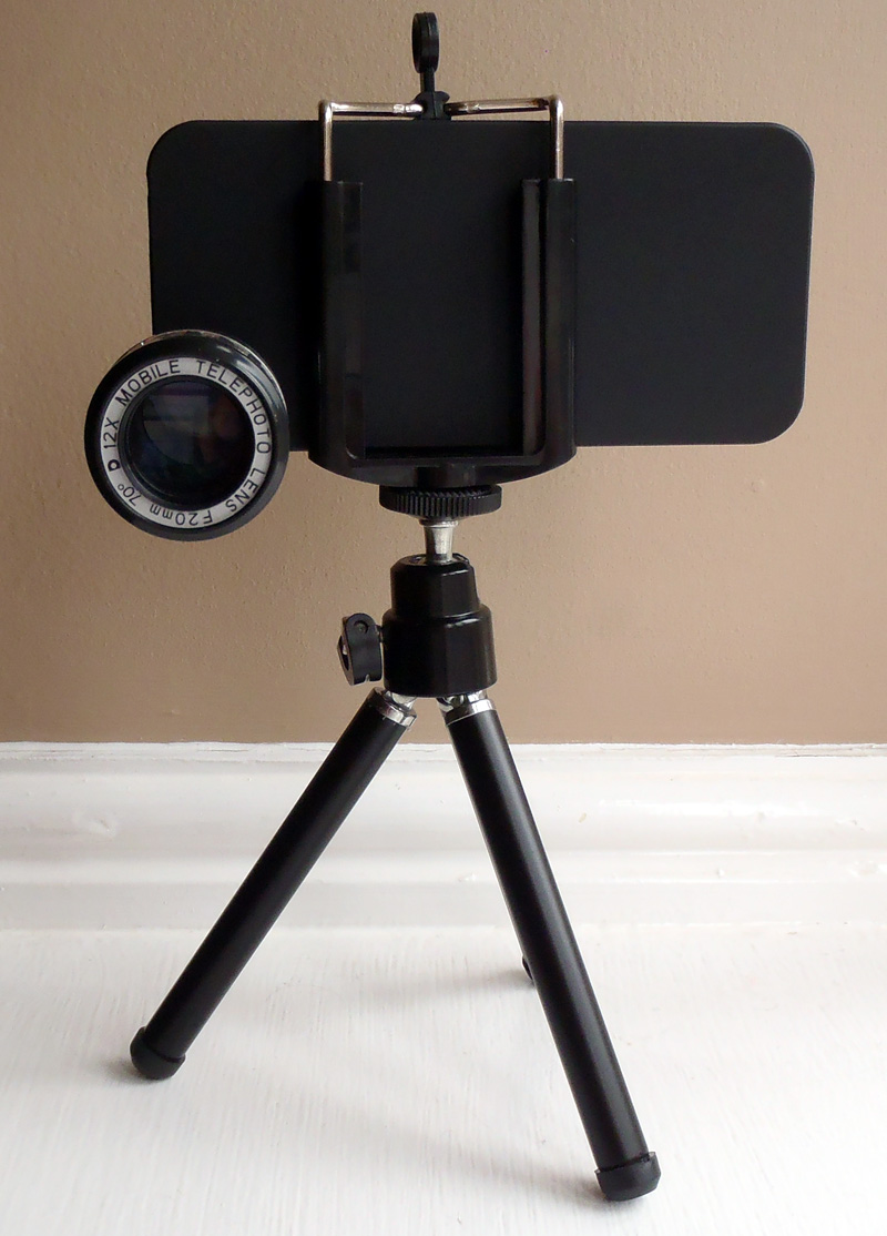 Review: iPhone 5 Telescope Camera Lens
