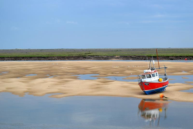 """Panoramic"" Wells-Next-The-Sea"