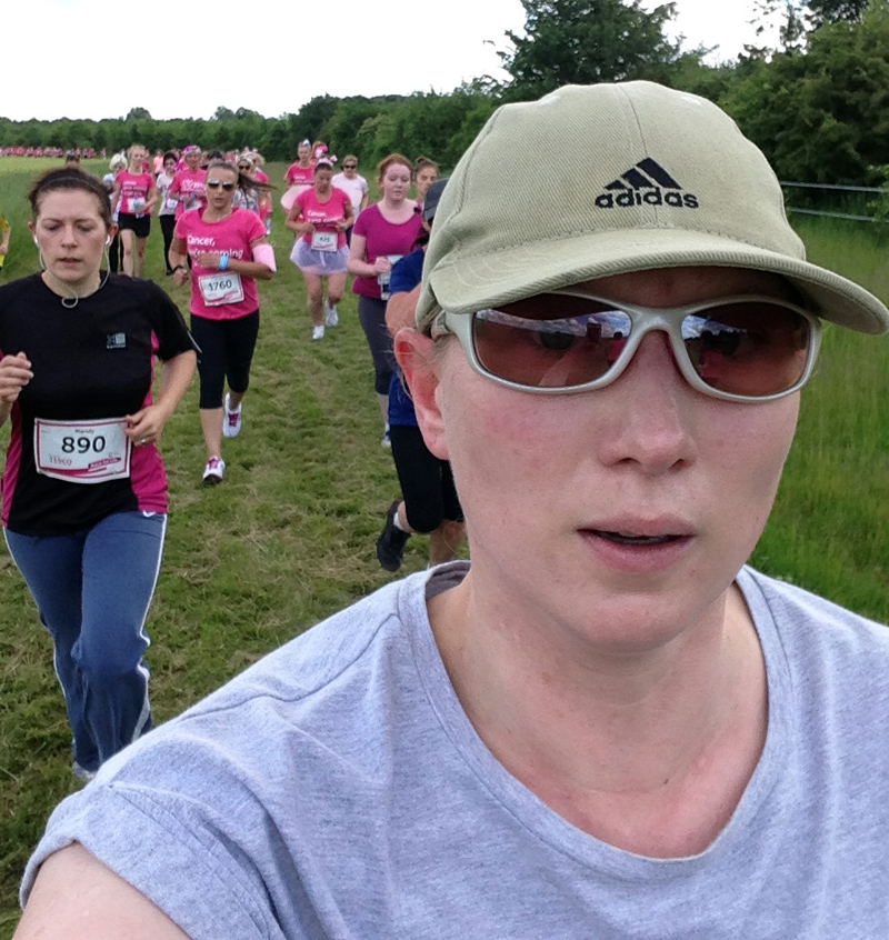 Race for Life Lincoln 2014
