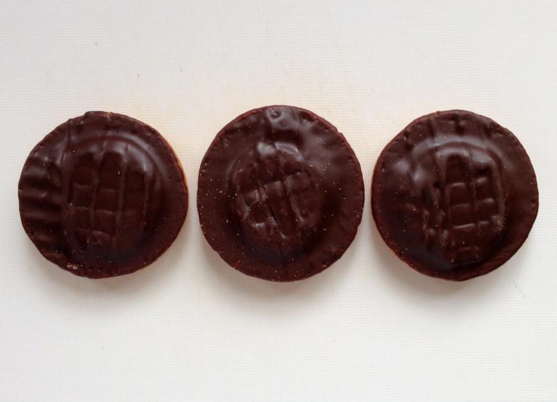 20 July - Jaffa Cakes
