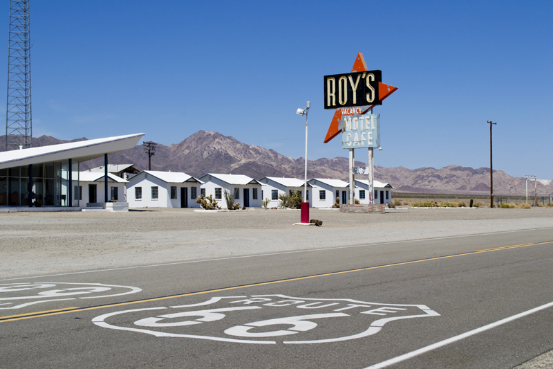 Roy's Cafe, Route 66