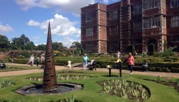 Sculpture at Doddington Hall, Lincoln
