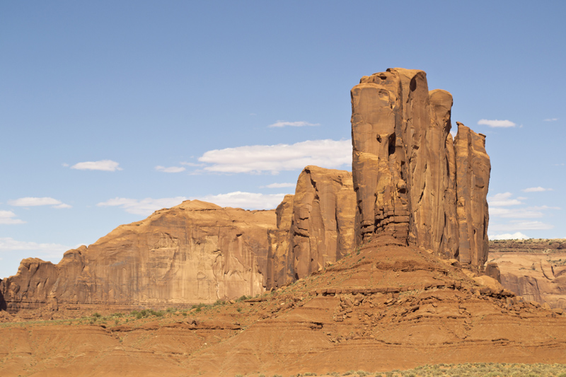 Elephant - Monument Valley