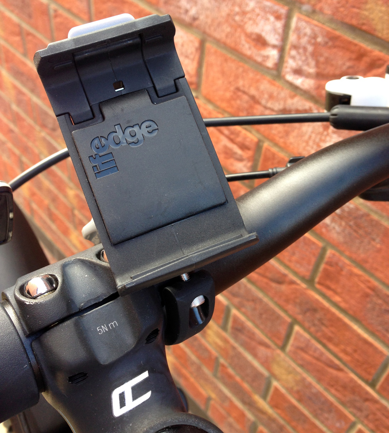 Lifedge Case for iPhone Bike Mount