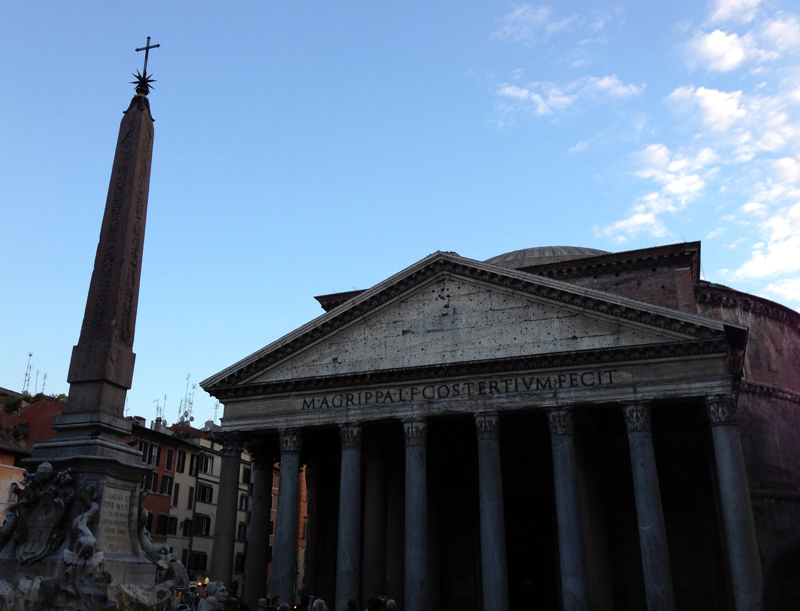 Pantheon, Rome