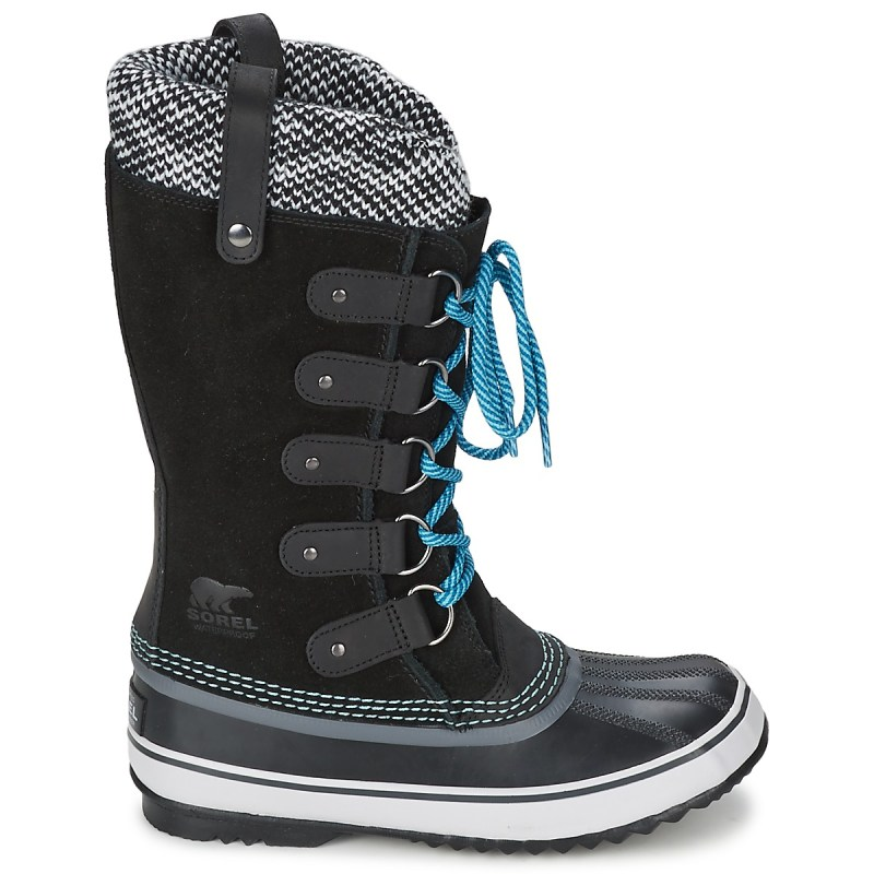 Joan Of Arctic Knit snow boot by Sorel at Spartoo.co.uk