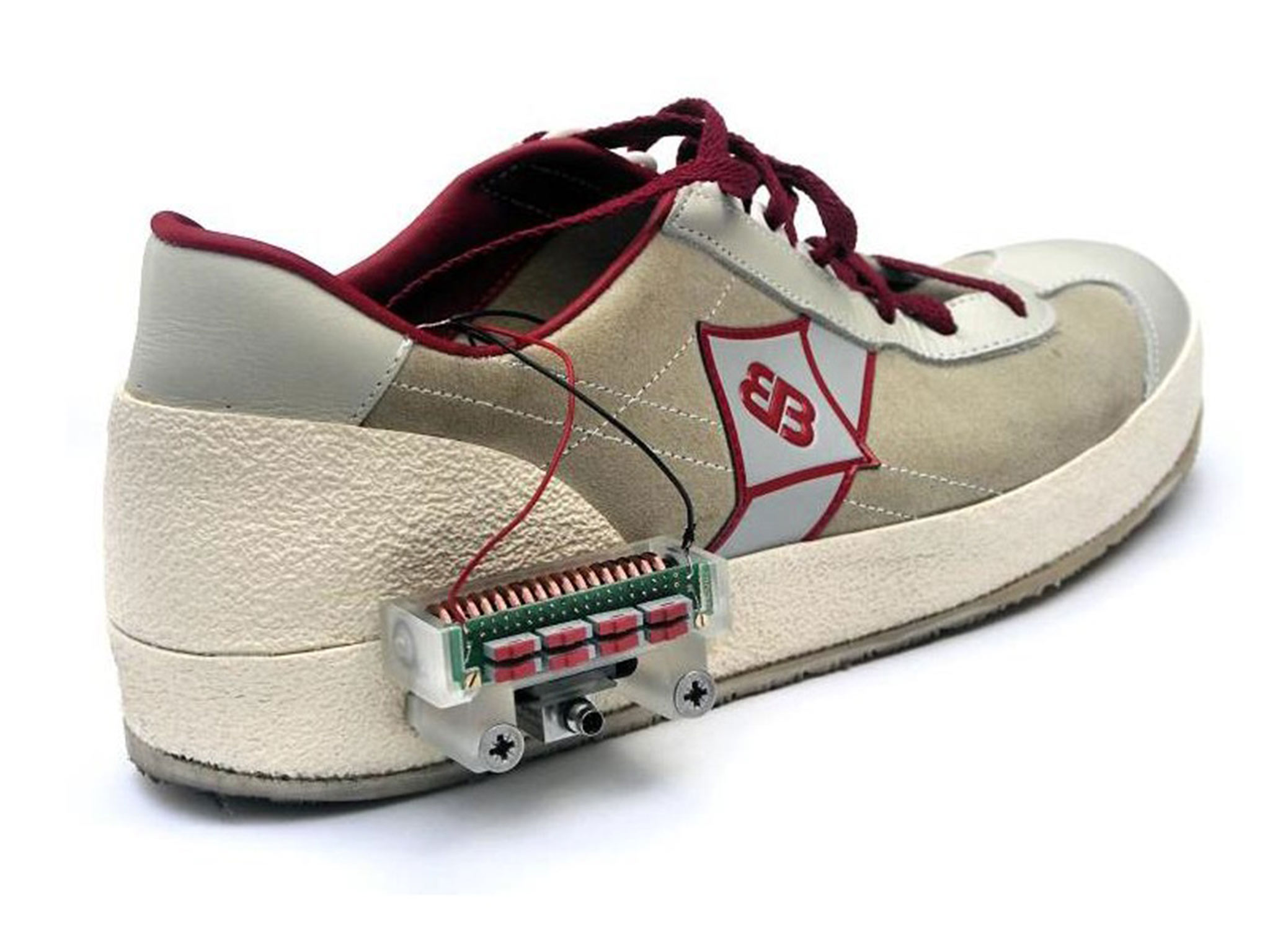 Shoe Power! Energy Harvesting from Human Motion