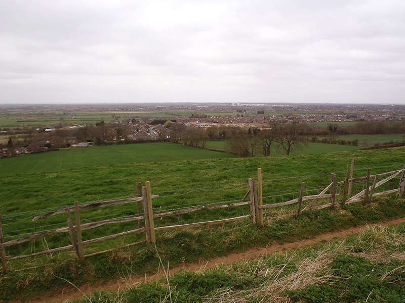 Nature's Spaces in Lincoln - The Viking Way