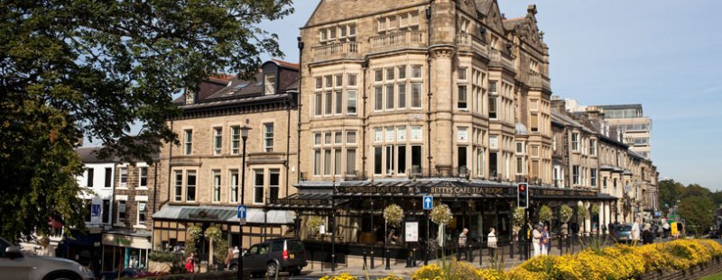 Bettys of Harrogate, image from Bettys Website