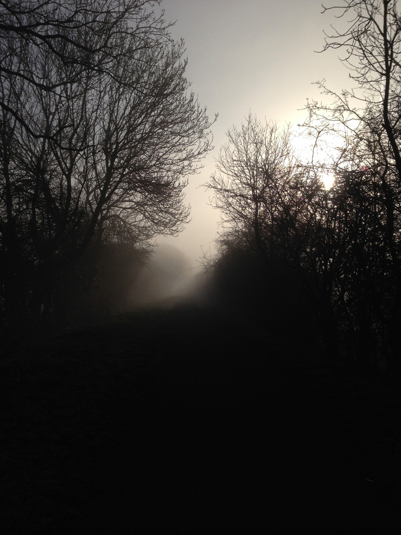 The Water Railway from Lincoln to Boston - Eerie Lincoln