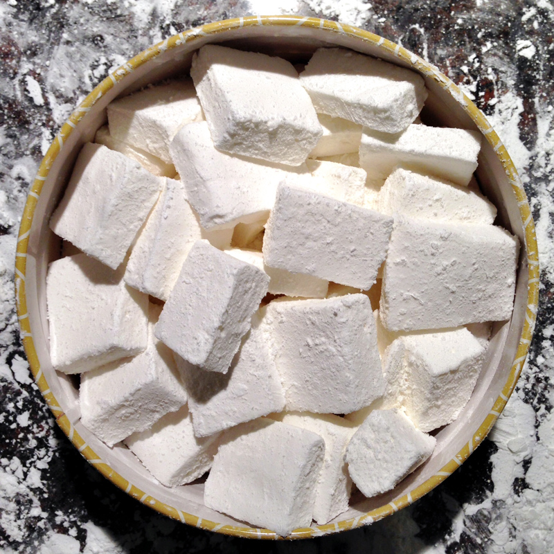 Home Made Marshmallow - Attempt 2