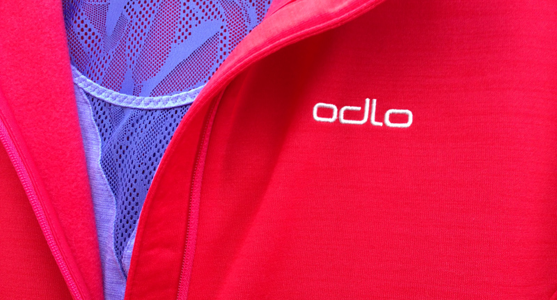 Odlo Hiking Layers - Jacket and Shirt