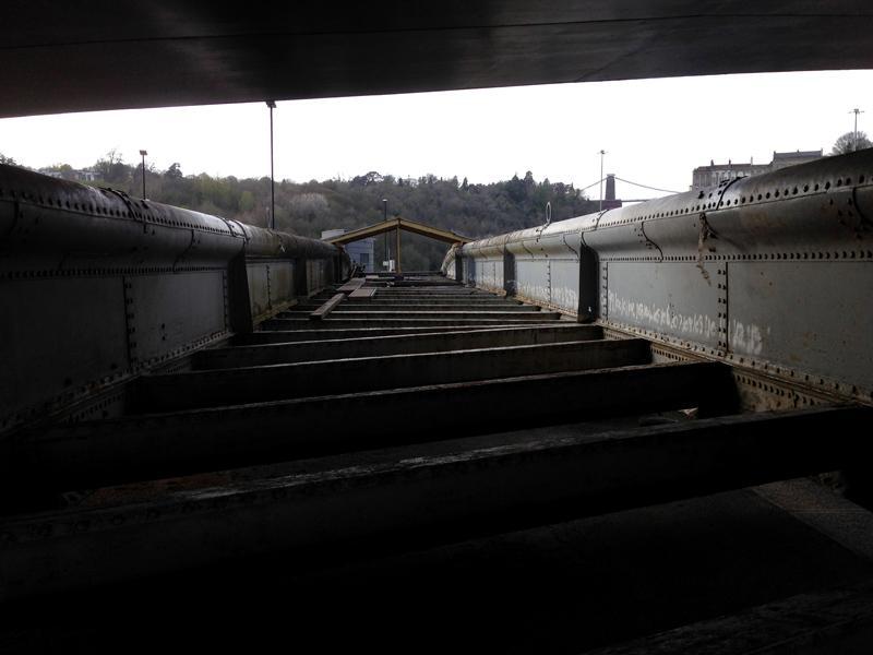 Exploring Bristol - Brunel's Swivel Bridge