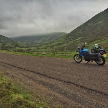 30 Days Wild – Days 29-30 and some Motorcycling