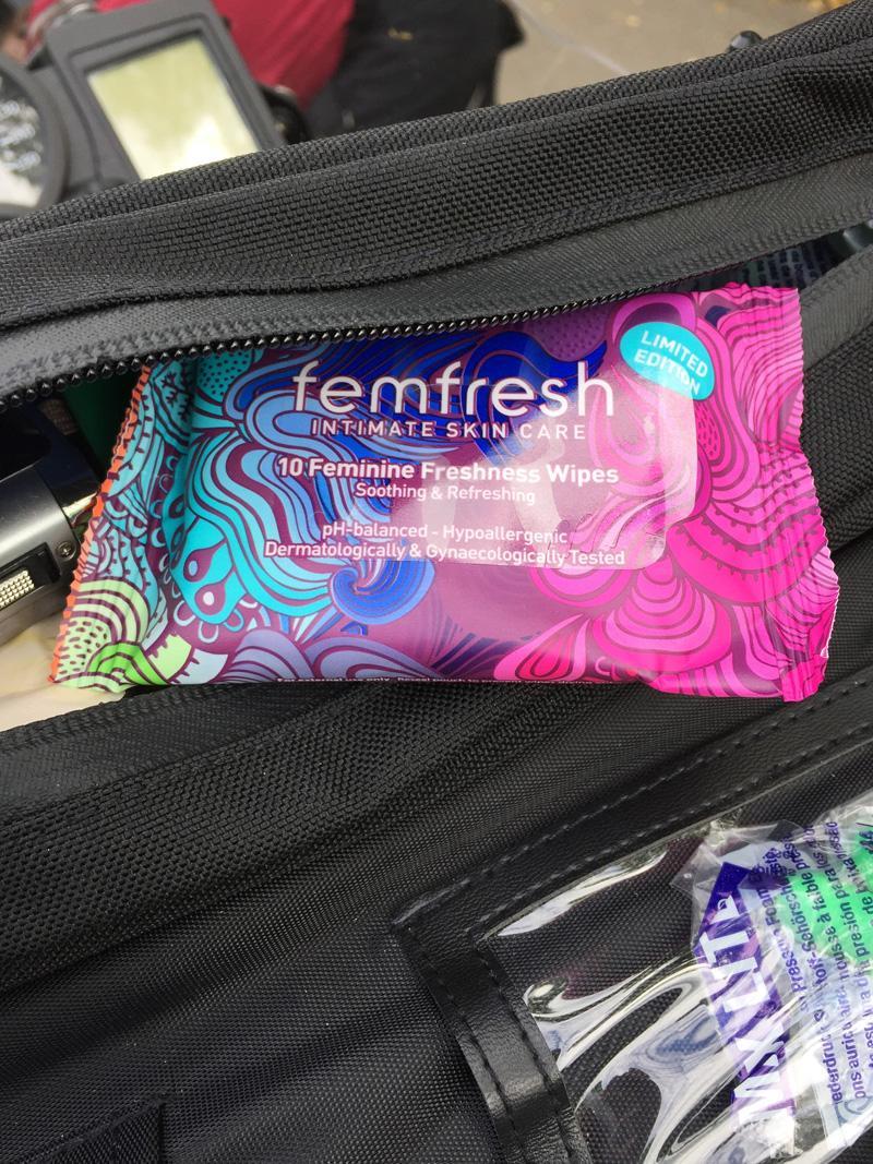 Femfresh Wipes