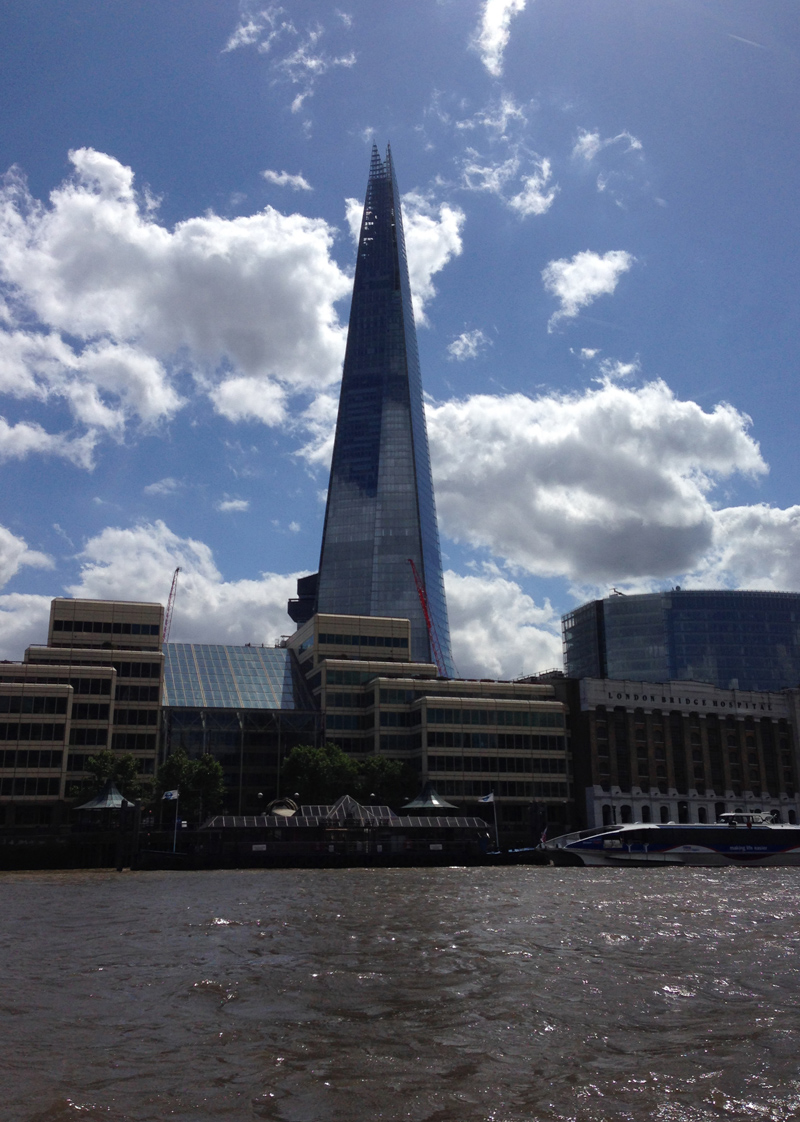 Thames RIB Experience - The Shard