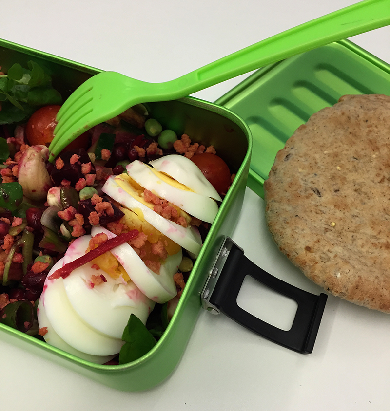 Packed Lunch Salad