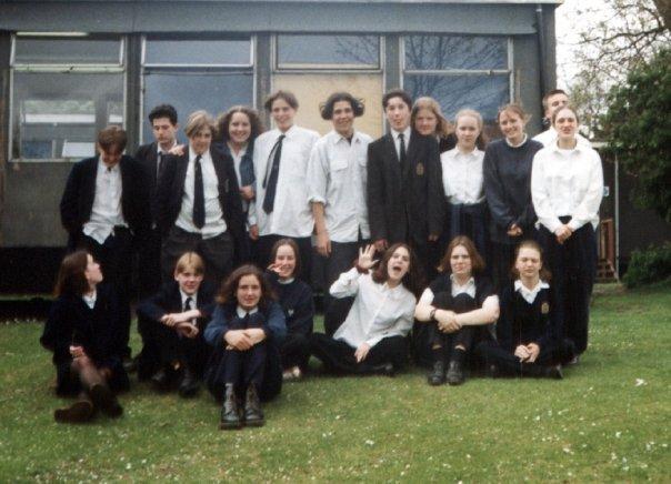 Barton Court Grammar School, 10Z 1996, End of Year 10