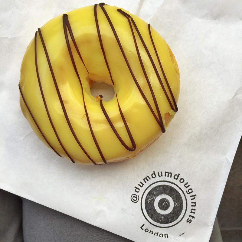 Dum Dum Doughnutterie, London