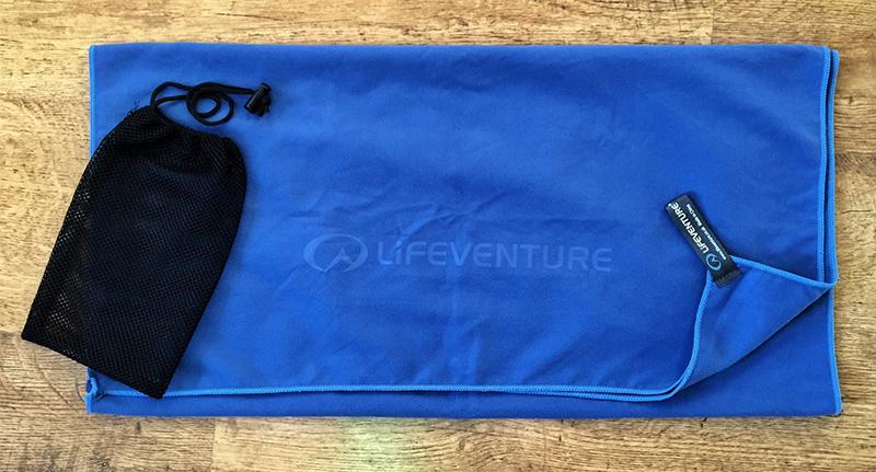 Lifeventure Travel Towel