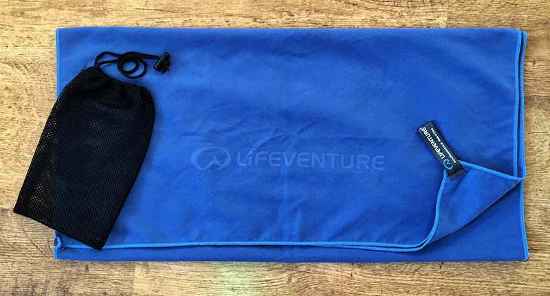 Lifeventure Travel Towel