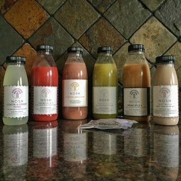 Three Days Without Chewing. My NOSH Detox Experience.