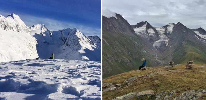 obergurgl summer vs winter