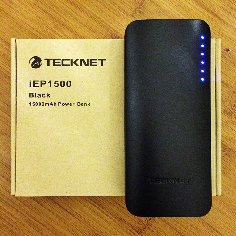 Tecknet Power Bank USB Charger