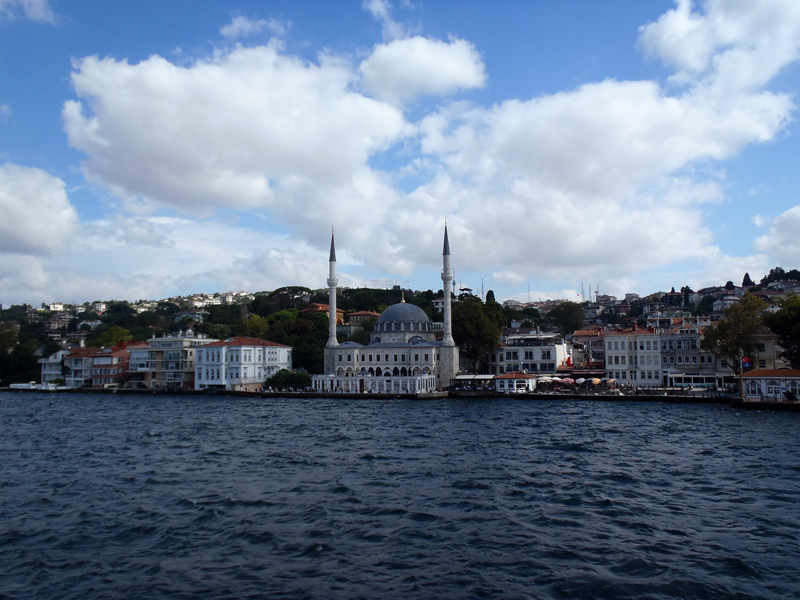 TopDeck Turkey Diary - From the Boat