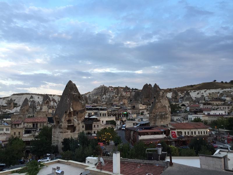 TopDeck Turkey Diary - Goreme